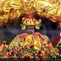 三重南聖宮開基南嶽聖侯聖像