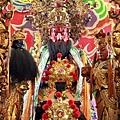 三重南聖宮鎮殿關聖帝君聖像