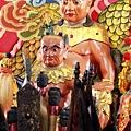三重南聖宮神農大帝聖像