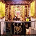 南聖宮虎側偏殿,奉祀:地藏王菩薩、歷代先賢