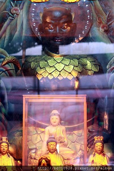 鎮殿神農大帝聖像