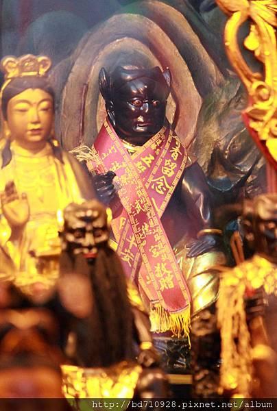 神農大帝聖像