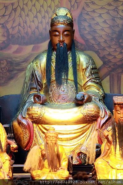 張祖師聖像