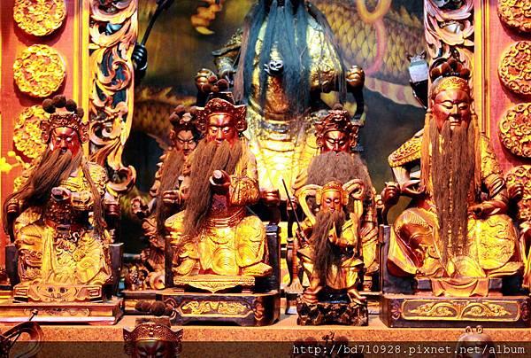 關聖帝君聖像
