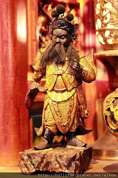 周倉將軍聖像