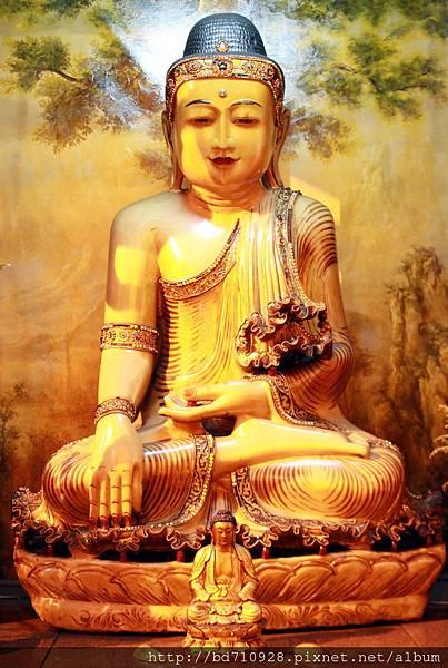 釋迦牟尼佛祖聖像