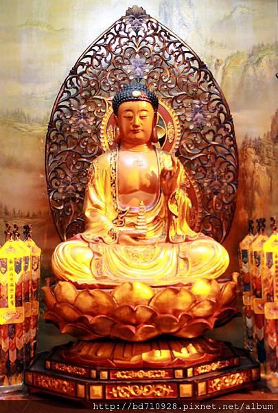 藥師佛祖聖像