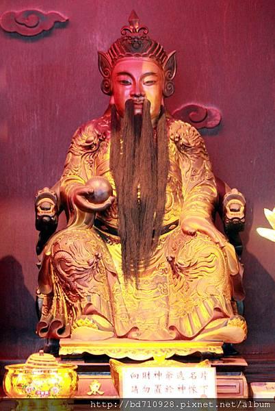 東路財神聖像