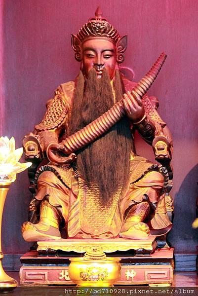 北路財神聖像