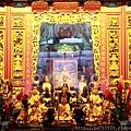 正殿主祀神農大帝,另同祀釋迦佛祖、觀音佛祖