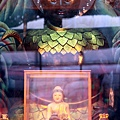中和福和宮鎮殿神農大帝聖像