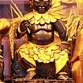 中和福和宮神農大帝聖像