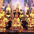 中和福和宮列位觀音佛祖聖像