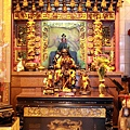 福和宮正殿龍邊神龕,奉祀:王靝君