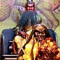 中和福和宮王靝君聖像