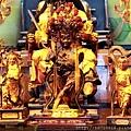 中和福和宮中壇元帥聖像