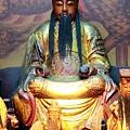 中和福和宮張祖師聖像
