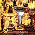 中和福和宮天上聖母聖像