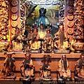 中和福和宮列位關聖帝君聖像