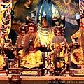 中和福和宮關聖帝君聖像