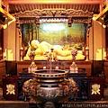 福和宮龍側「佛祖殿」,奉祀:釋迦牟尼臥佛