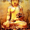 中和福和宮佛祖殿釋迦牟尼佛聖像