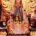 中和福和宮文昌殿文昌帝君聖像