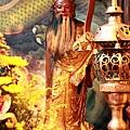 中和福和宮文昌殿文奏官聖像