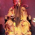 中和福和宮五路財神殿東路財神聖像