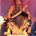 中和福和宮五路財神殿北路財神聖像