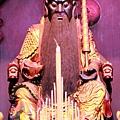 中和福和宮五路財神殿中路財神玄壇元帥聖像