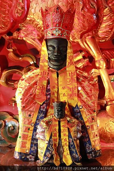 鎮殿清水祖師聖像