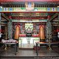 士林福壽宮廟內貌