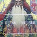 士林福壽宮鎮殿福德正神聖像