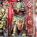 士林福壽宮進寶童子聖像