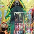 士林福壽宮鎮殿關聖帝君聖像