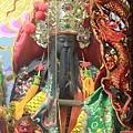 士林福壽宮玄天上帝聖像