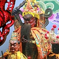 士林福壽宮王靝君聖像