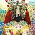士林福壽宮鎮殿天上聖母聖像