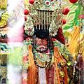 士林福壽宮天上聖母(北港媽祖)聖像