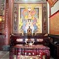 聖德宮瑤聖殿龍邊神龕,奉祀:玉皇上帝