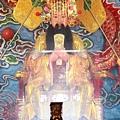 汐止聖德宮鎮殿玉皇上帝聖像