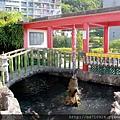 聖德宮花園魚池
