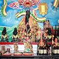 汐止五谷金聖殿神農大帝等列位尊神聖像