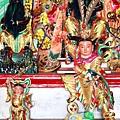 汐止五谷金聖殿中壇元帥聖像