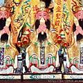 汐止五谷金聖殿三官大帝聖像