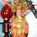 汐止五谷金聖殿瑤池金母聖像