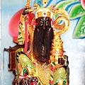 汐止五谷金聖殿玄壇元帥聖像