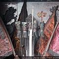 汐止五谷金聖殿五營將軍聖像