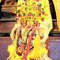 淡水忠義宮中壇元帥聖像